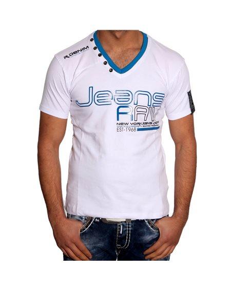 Subliminal Mode - Tee shirt homme imprimer col rond SB1519