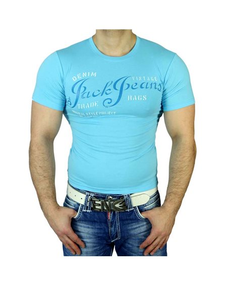 Subliminal Mode - Tee shirt homme col rond imprimer SB806