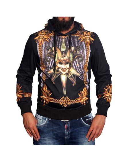 Subliminal Mode - Sweat shirt homme capcuche SB1519
